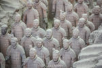 Photos: Army of the Terracotta Warriors in Xi'an China