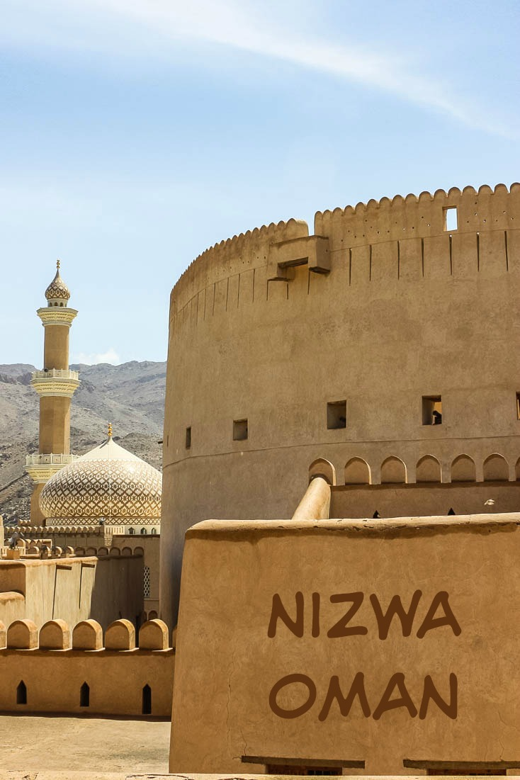 Nizwa Castle and Fort are one of the several interesting things to see in Nizwa, one of the oldest cities in Oman.