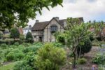 Birth home of William Shakespeare in Stratford Upon Avon, England