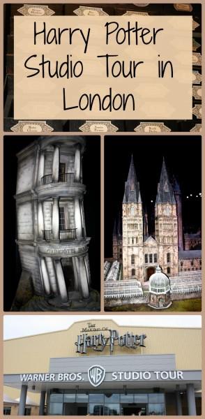 Harry Potter Studio Tour - for more information visit Albom Adventures