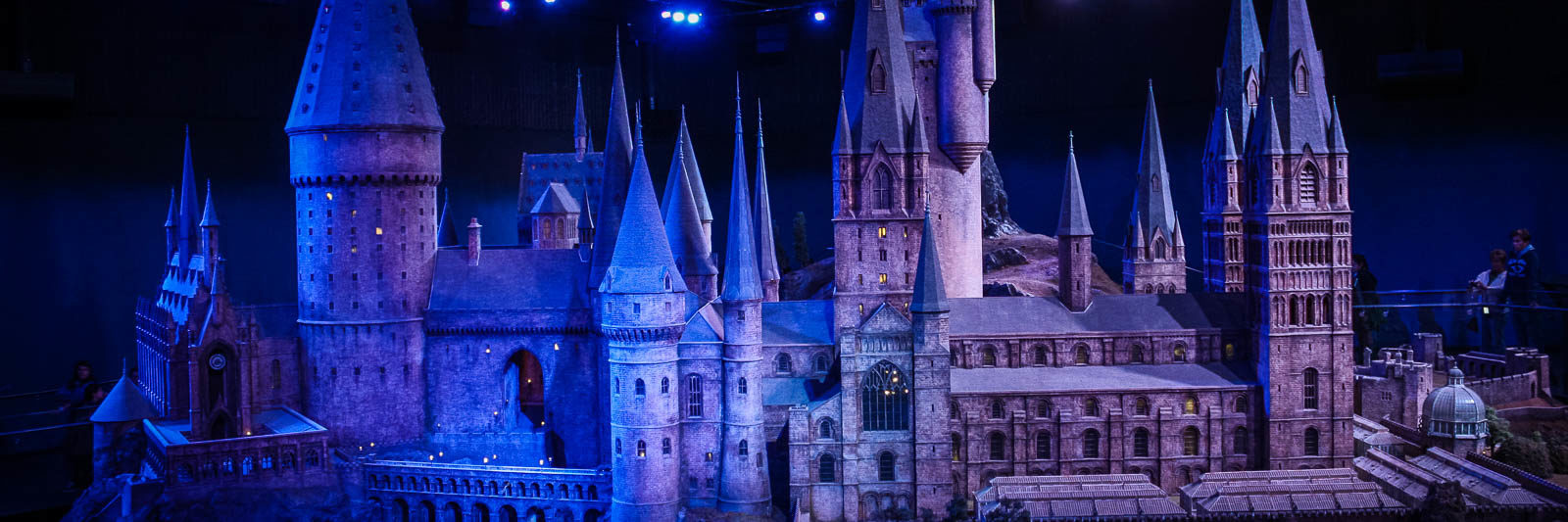harry potter attractions in england