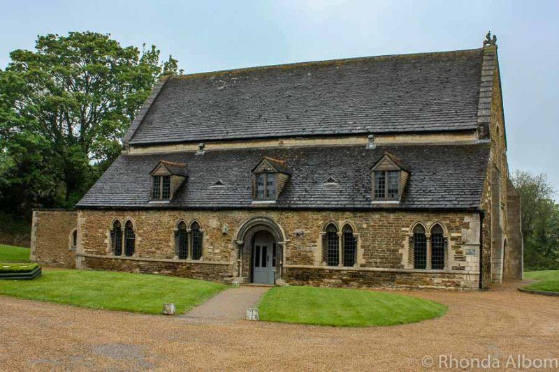 Oakham Castle in England