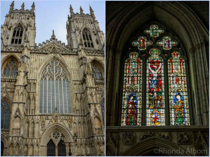 York Minster in York England