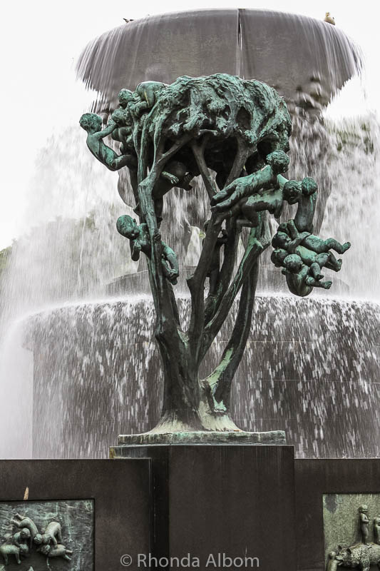 Vigeland Sculpture park captures the cycle of life timelessly. It is one of the several highlights of Oslo Norway. See them all by reading the article.