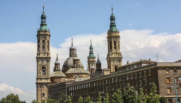Photo Tour: Plaza del Pilar in Saragossa Spain