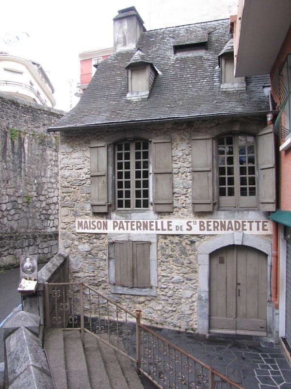 Birthplace of Saint Bernadette