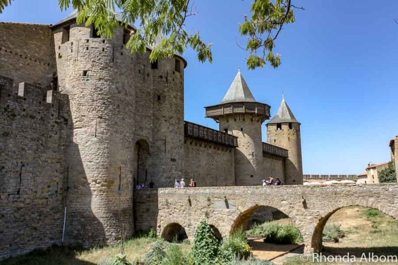 Carcassone is one of my favourite stops along our Pyrenees road trip.