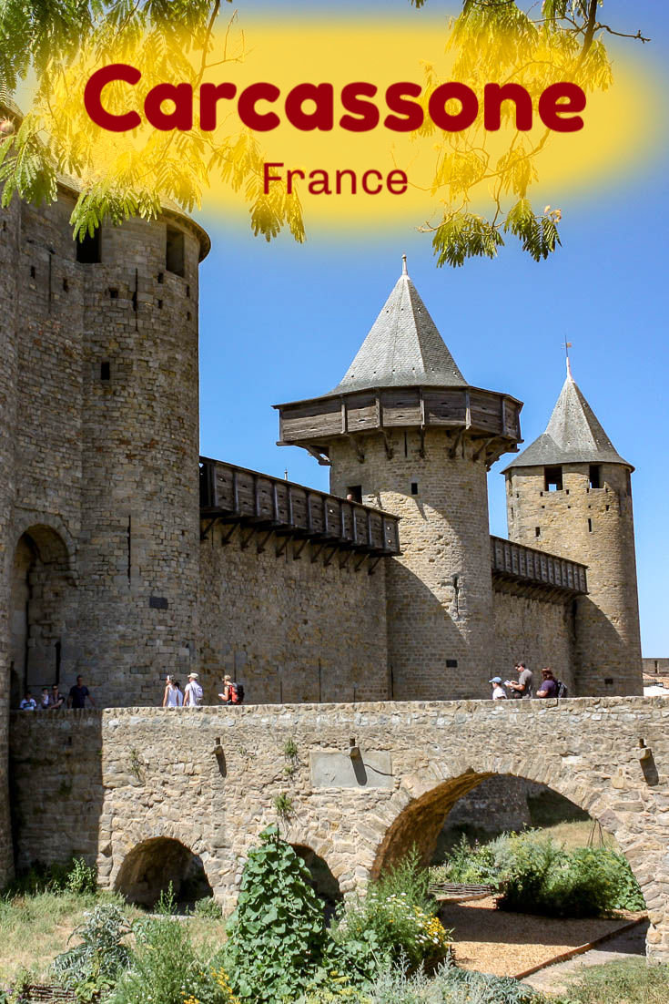 Carcassonne France is Europe's largest fortified city and contains a fascinating castle amongst other things to see and do.