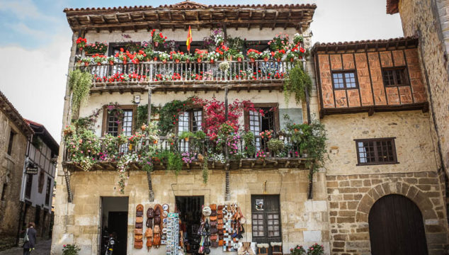 Santillana del Mar: Spain's Often Overlooked Colourful Medieval Town