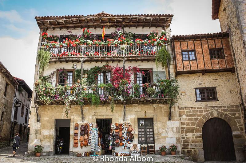 Santillana Del Mar Spain S Often Overlooked Colourful