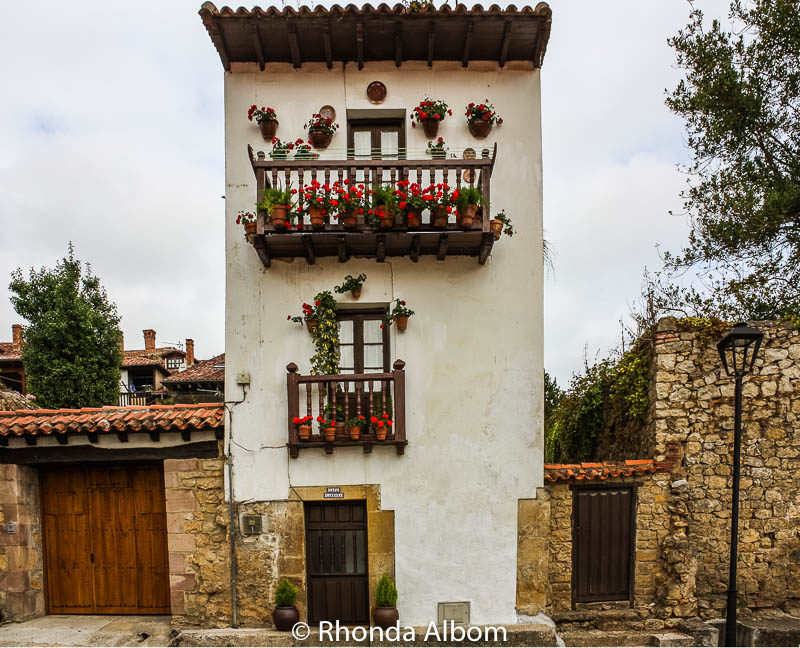 House in Santillana Del Mar, Spain