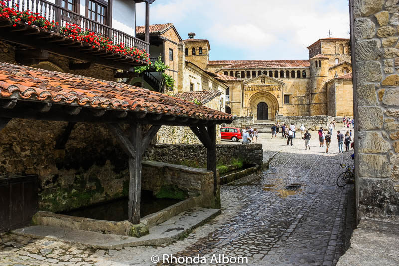 Santillana Del Mar Spain S Often Overlooked Colourful