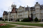 The Palacio de la Magdalena in Santander Spain