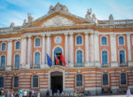 Capitole of Toulouse, France