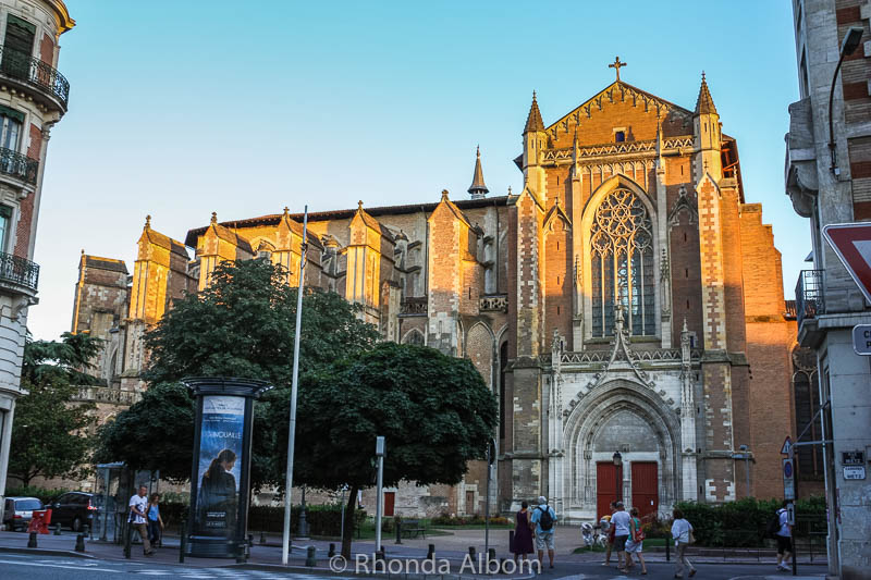 Photos Highlighting Toulouse France: 34 Things to Do
