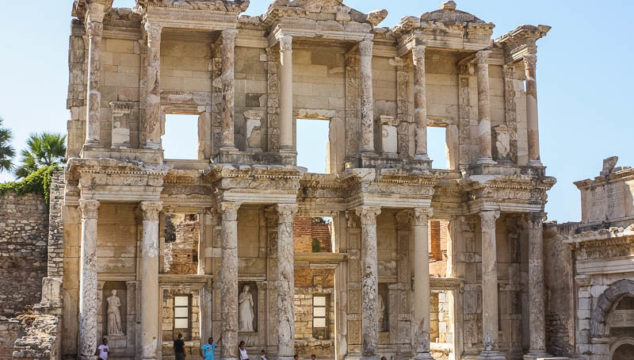 Ephesus Library of Celsus: A Must-See in Turkey