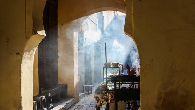Things to Do in Fes Morocco: Images of the Fes Medina