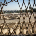 Old Jewish cemetery in Fes, Morocco