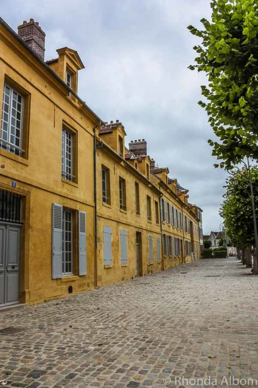 Off the beaten path in Paris France