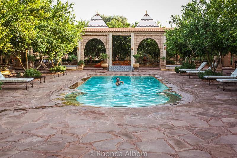 Riad in Taroudant, Morocco