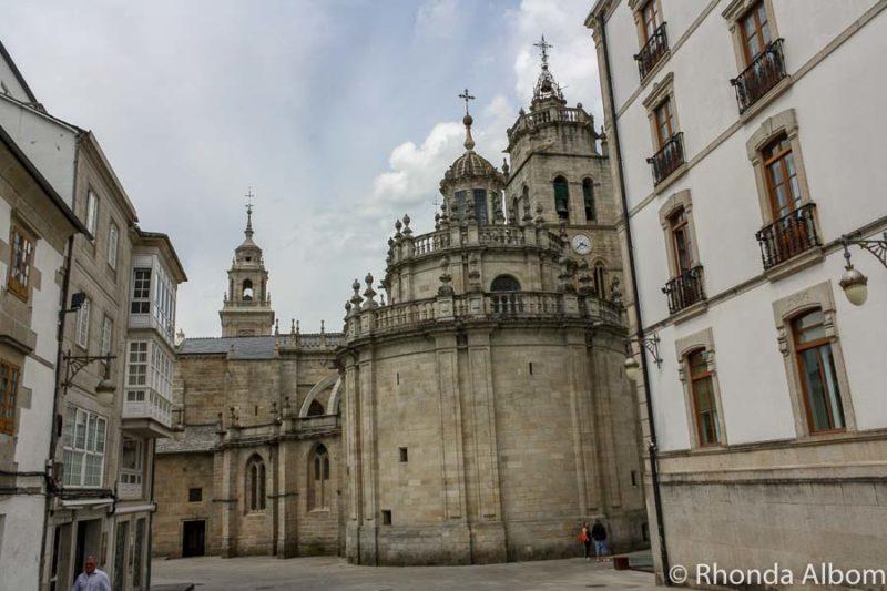 Santa Iglesia Catedral Basilica de Lugo, Spain