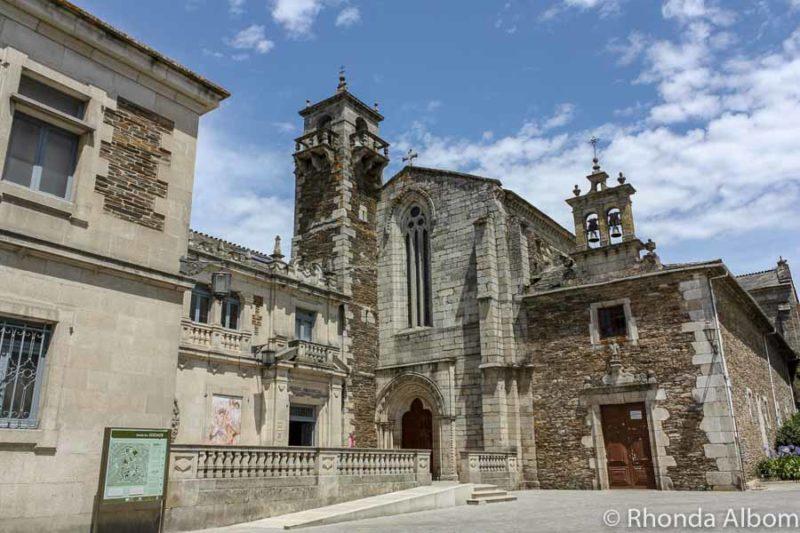 Provincial Museum in Lugo Spain