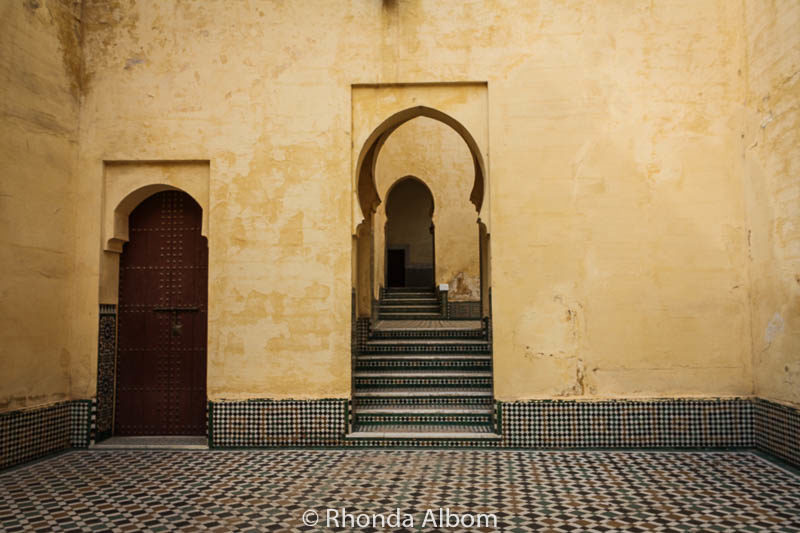 Moroccan Doorways