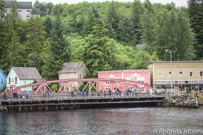 Dolly's House Museum in Ketchikan Alaska