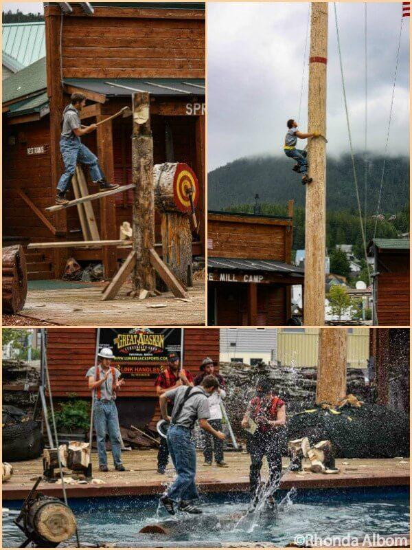 Ketchikan Great American Lumberjack Show