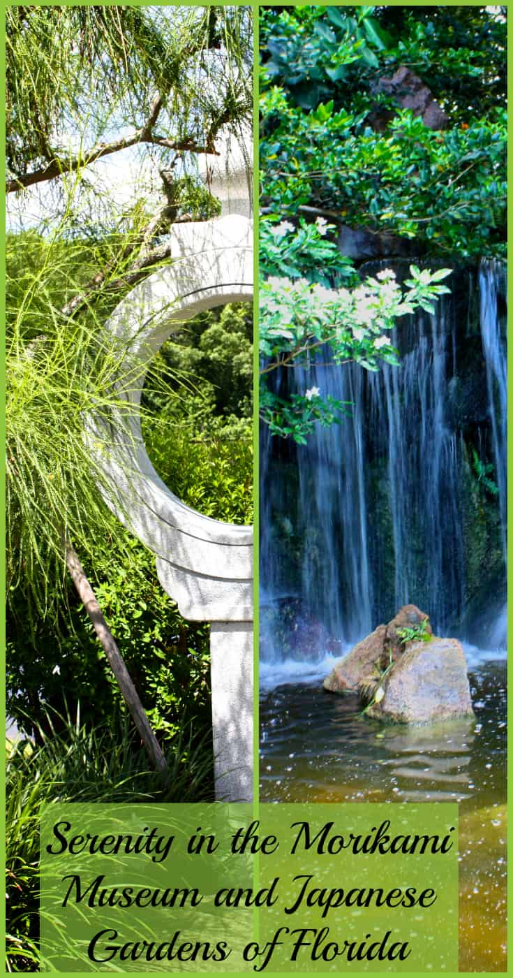 Morikami Museum And Japanese Gardens In South Florida