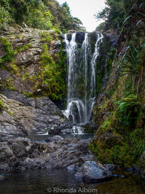 Piroa Falls, New Zealand