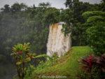 Fuipisia Falls in Samoa