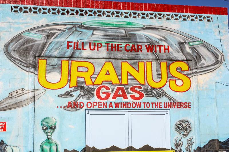 Uranus Gas