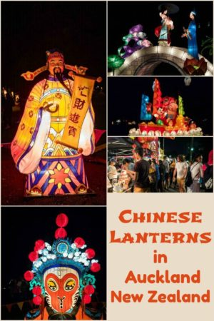 Brightly coloured, handmade Chinese lanterns fill a New Zealand park during the Auckland Lantern Festival. Read the article to see a collection of vivid photos and a celebration of the Chinese New Year.