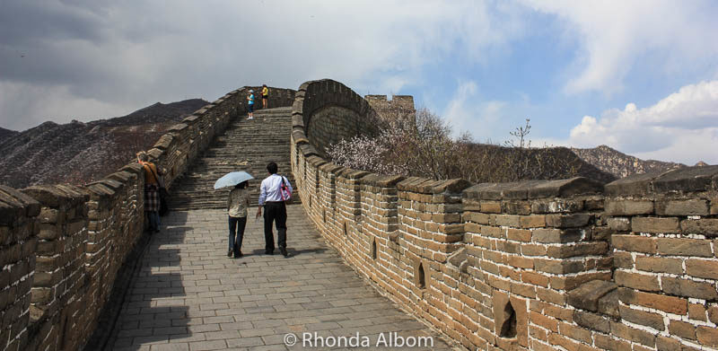Walk the Wall - Great Wall of China