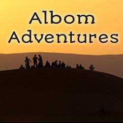 albom adventures logo