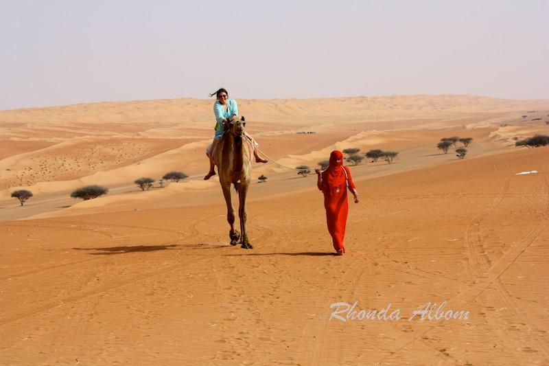 Bedouin Camp in Oman - Albom Adventures