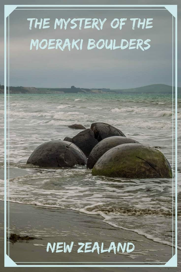 The Mystery of the Moeraki Boulders on the South Island of New Zealand. Read the article to discover a Maori legend, alien theory, and a scientific explanation for these huge perfectly round rocks.