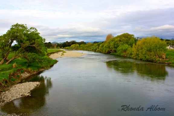 Mangatainoka River, North Island, New Zealand