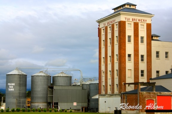 Tui Brewery in New Zealand