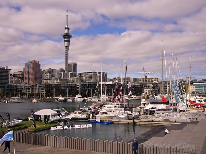 Auckland On the Water Boat Show