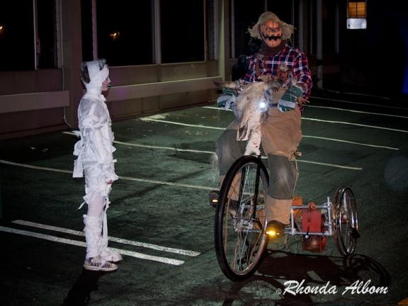 Halloween at MOTAT in Auckland, New Zealand