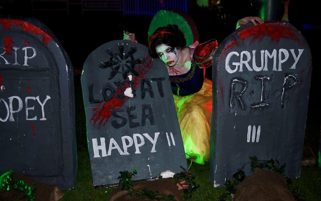 Halloween at MOTAT