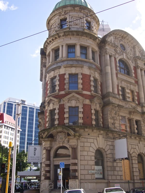 The old Public Trust building.