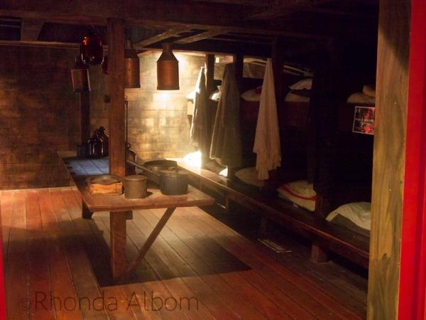 New Beginnings Exhibit Voyager, Auckland Maritime Museum sharing New Zealand's nautical history