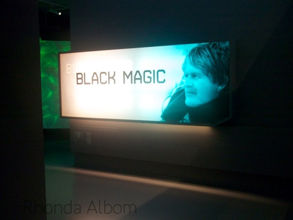 """Blue Water, Black Magic"" Exhibit Voyager, Auckland Maritime Museum, New Zealand"