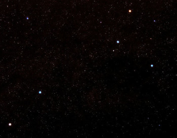 Crux_(Southern_Cross) and pointer stars