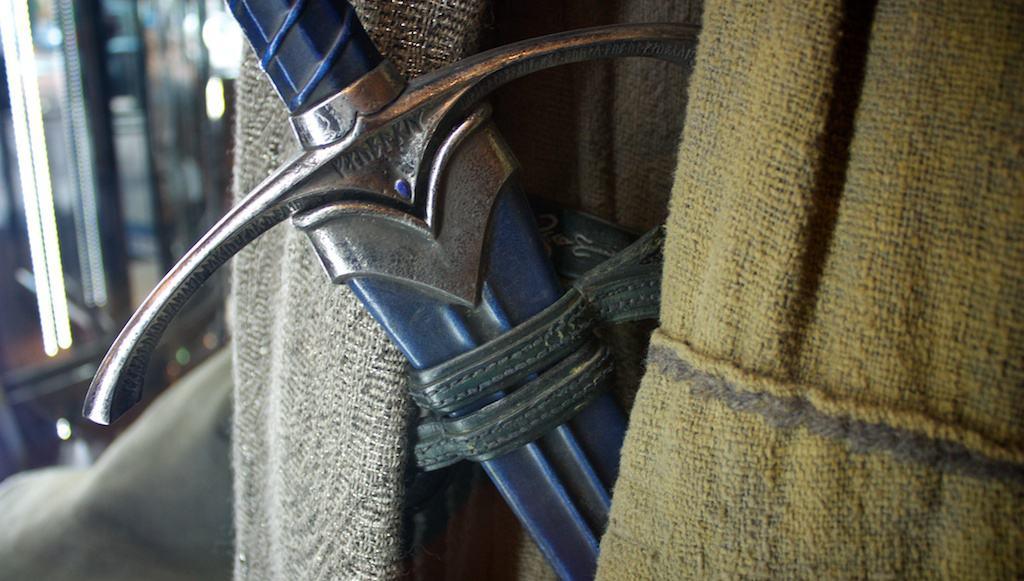 Sarah's Sunday Snapshots #27 - Hobbit Movie Costumes