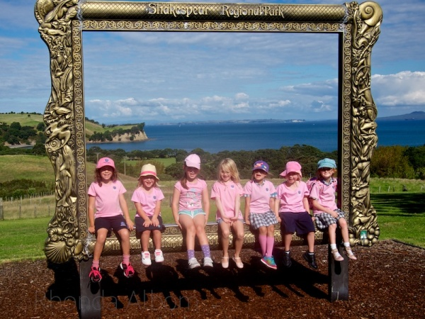Pippins in an Auckland Park Photo Frame
