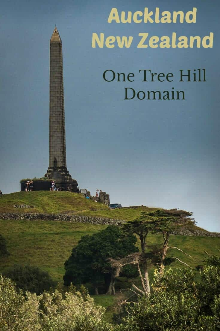 Called One Tree Hill, people often look at it this extinct volcano and wonder,